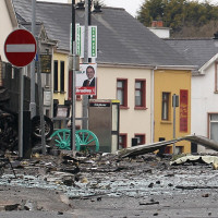 В Северной Ирландии взорвалась бомба