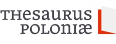 """Thesaurus Poloniae"""