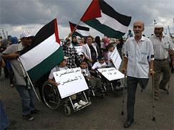 Почему в Афинах протестуют инвалиды?