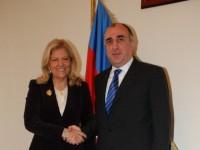 В Азербайджан прибыла испанская делегация