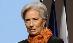 За что судят главу МВФ Кристин Лагард?