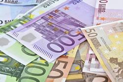 Курс евро: гособлигации стран ЕС снижаются в цене