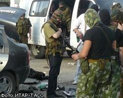 В Чечне уничтожили эмира чеченских боевиков