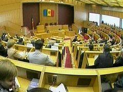 Какие партии могут войти в новый парламент Молдовы?
