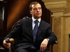 Медведев готов разместить японских детей в российских санаториях