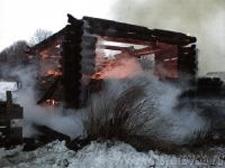 В Беларуси более тысячи человек погибли в огне