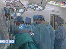 Российские медики впервые провели уникальную операцию