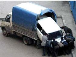 Названы самые угоняемые автомобили России