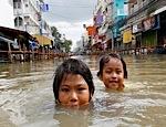 Таиланд восстанавливается после наводнения