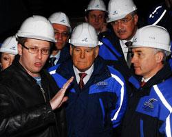 Против чего протестуют литовские энергетики?