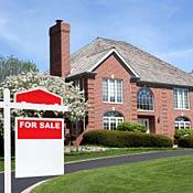Продажи на вторичном рынке жилья в США упали до шестимесячного уровня
