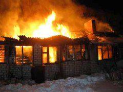4 человека погибли в огне в Оренбургской области