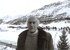 Скончался швейцарский архитектор Бруно Джакометти