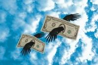 деньги прилетели