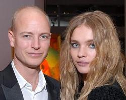 Наталья Водянова уладила свои дела с бывшим супругом