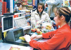 Каков объем оборота розничной торговли в Таджикистане?