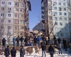 Фактом взрыва в Астрахани занялась прокуратура
