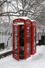 Суровая ли зима стала испытанием для британской экономики?