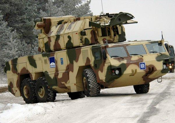 Российские системы ПВО решительно вступили в XXI век » Военное ...