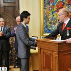 Азербайджанские студенты получили Нобелевскую стипендию