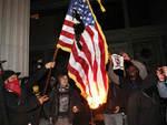 В ходе акции протеста «Захвати Окленд» задержано около 300 человек