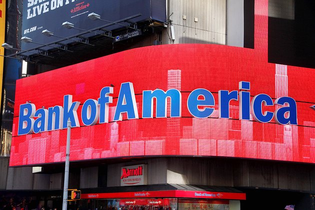 Forex bank of america