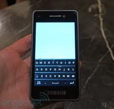 Производитель смартфонов Blackberry