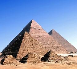 неизвестные пирамиды