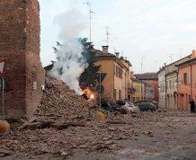 Италия пережила землетрясение