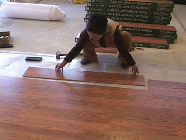 Как стелить деревянный пол своими руками