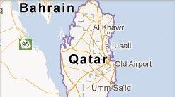 Пожар в крупнейшем ТЦ Катара