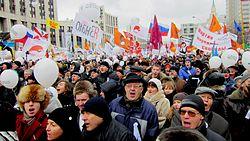 Скандал: в России огласили истинные результаты выборов