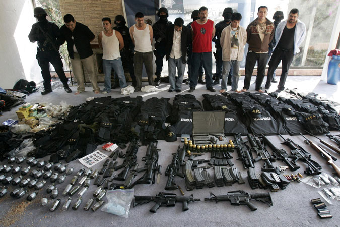 an analysis of the drug crimes in mexico