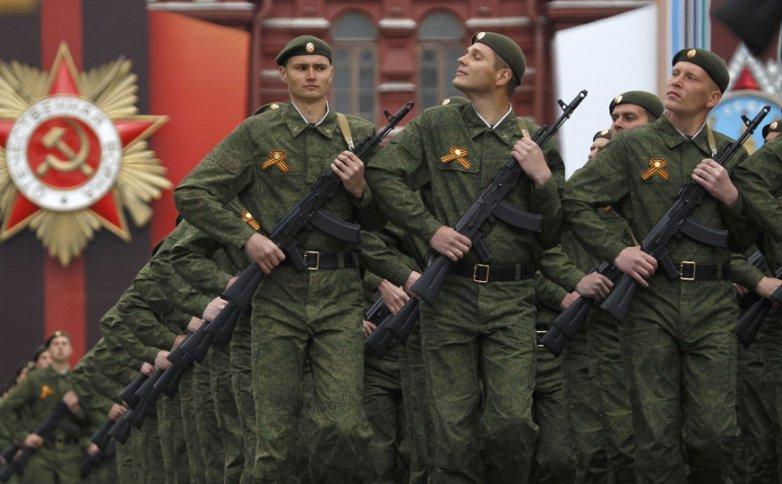 Современная армия казахстана - 66d91