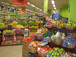 Супермаркет в Беларуси