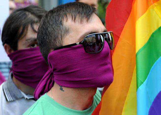 В любой сфере, в частности, как дружественное место для геев.