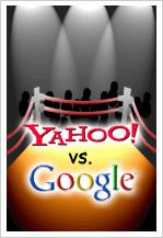 Yahoo обогнала Google по посещаемости – реакция акций