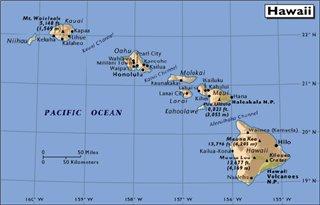 Что предвещает НЛО над островами Гавайи?