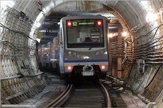 В Новосибирском метро произошло самоубийство