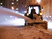 Чем вызван снегопад в южных бразильских штатах?