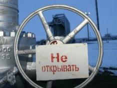 Спрос на газ в России заморозился жарой