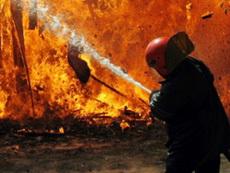 Пожары: в Украине возникают из-за торфяников и свалок