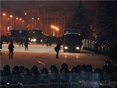 Литва, США, ЕС и Россия требуют освободить задержанных в Минске демонстрантов