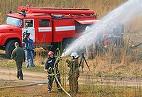 Есть ли радиационная опасность от горящих лесов?