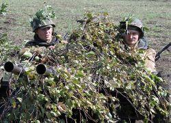Чему американские инструкторы обучают армию Молдовы?