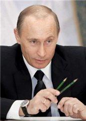 Владимир Путин, общаясь с журналистами, затронул тему … отставки правительства