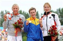 Назван лучший спортсмен года в Украине – им стала Инна Осипенко-Радомская