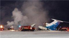 Авиакатастрофа в Сургуте унесла жизни трех человек