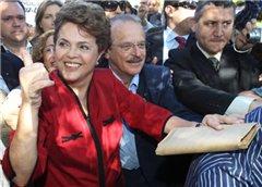 Бразилия обрела первого президента - женщину