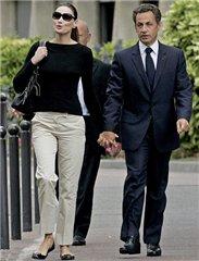 Президент Франции Николя Саркози хочет усыновить ребенка